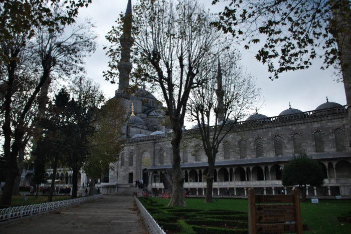 ブルーモスク