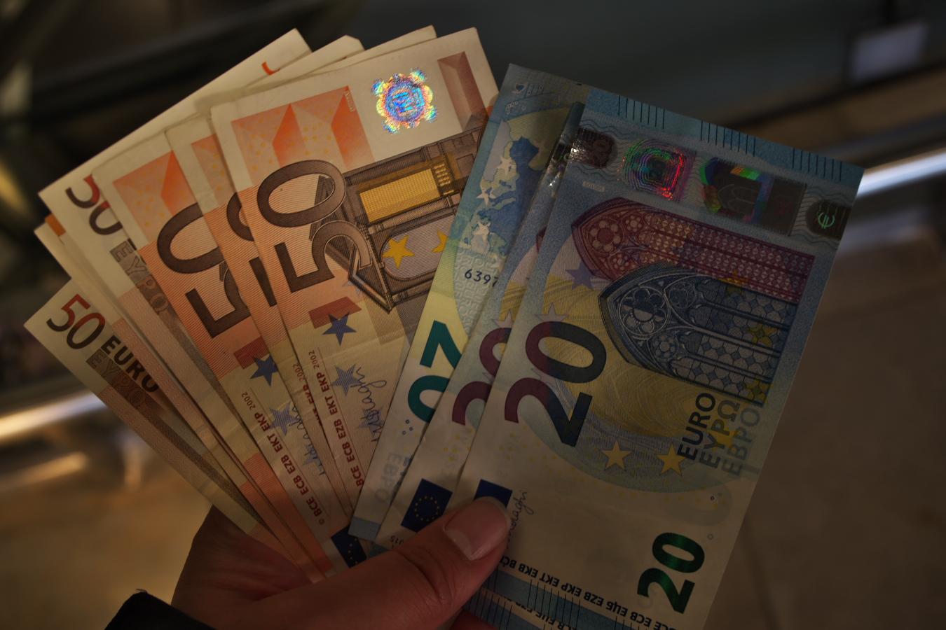 450ユーロ