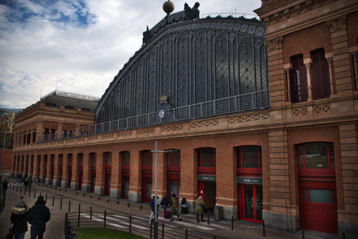 アトーチャ(Atocha)駅