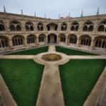 リスボンの世界遺産ジェロニモス修道院とベレンの塔を見て来た(2018年1月16日)