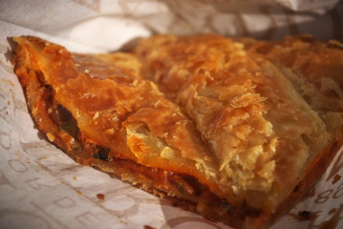 ツナのパイ