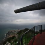 アルヘシラスからジブラルタルへ日帰り観光(2018年1月31日)