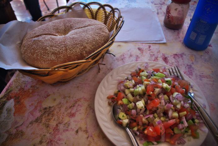 サラダとホブス