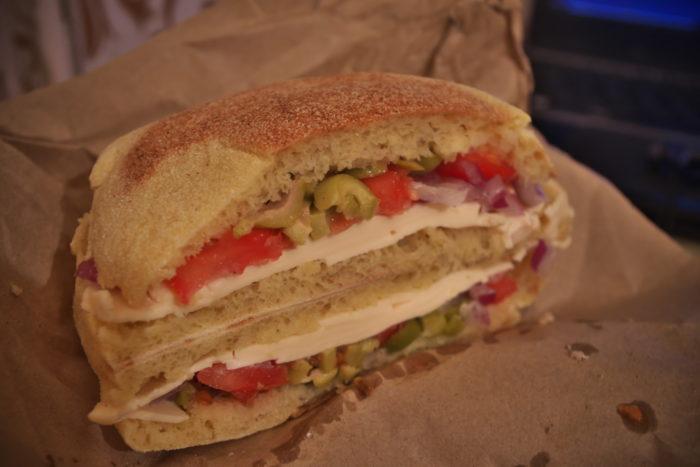 モロッコサンドイッチ