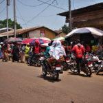 ギニアのラベからマムーへ移動!井戸水が冷たい(2018年4月11日)
