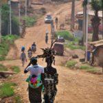 ギニアのカンカンからベイラへ移動&緑豊かなベイラに滞在(2018年4月15日~16日)