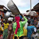 ガーナのクマシで中央市場をお散歩(2018年5月8日)