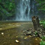 ガーナのホホエからウリの滝を見に行くのだ!(2018年5月16日)
