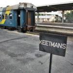 ナミビア鉄道に乗ってウィントフックからケートマンズフープへ!(2018年6月3日~4日)