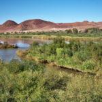 ナミビアのグルーナウから南アフリカのスプリングボックへ移動!やっぱりヒッチハイク(2018年6月5日)
