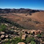 南アフリカ共和国のフーハップ自然保護区でハイキング!(2018年6月6日)
