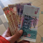 「がんばらないバックパッカー」のスワジランド旅行総費用