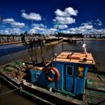 【モザンビーク】マプトの対岸カテンベに船で行ってみた!(2018年7月18日)