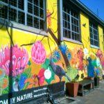 【南アフリカ共和国】ヨハネスブルグのアートな地域?マボネンを歩いた!(2018年7月24日)