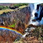【ザンビア】世界遺産ビクトリアフォールズで虹を撮るのだ!(2018年9月9日)