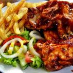 【ザンビア】リビングストンでクロコダイル肉を食べるのだ(2018年9月12日)