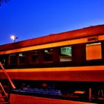 【ジンバブエ】ジンバブエ鉄道でビクトリアフォールズからブラワヨに移動。体調が…(2018年9月15日~16日)