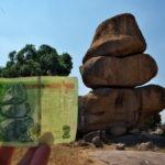 【ジンバブエ】ハラレからバランシングロックを見に行った!そして両替商探し(2018年9月24日)