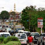 【マラウィ】首都リロングウェで雑用と中心部お散歩(2018年10月1日)