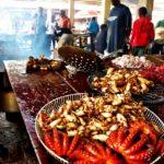 【タンザニア】ダルエスサラームの魚市場で海鮮を食べまくるぅ(2018年10月13日)