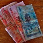 「がんばらないバックパッカー」のウガンダ旅行総費用