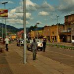 ルワンダのフイエからウガンダのカバレに移動(2018年11月13日)