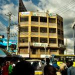 【ケニア】ナイロビからモヤレ行きの夜行バスに乗車。どこから出発するねん(2018年11月30日)