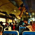 【エジプト】アレクサンドリアからカイロに移動。ローカル列車に乗ってみた(2018年12月29日)