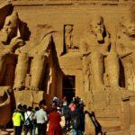 【エジプト】アスワンから世界遺産アブシンベルを見に行った。ラムセス二世だらけ(2018年12月18日)