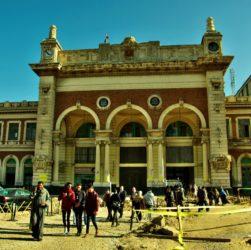 アレクサンドリア駅