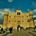 【エジプト】アレクサンドリアのカイトベイ要塞を観光!めっちゃ好みの要塞!(2018年12月27日)