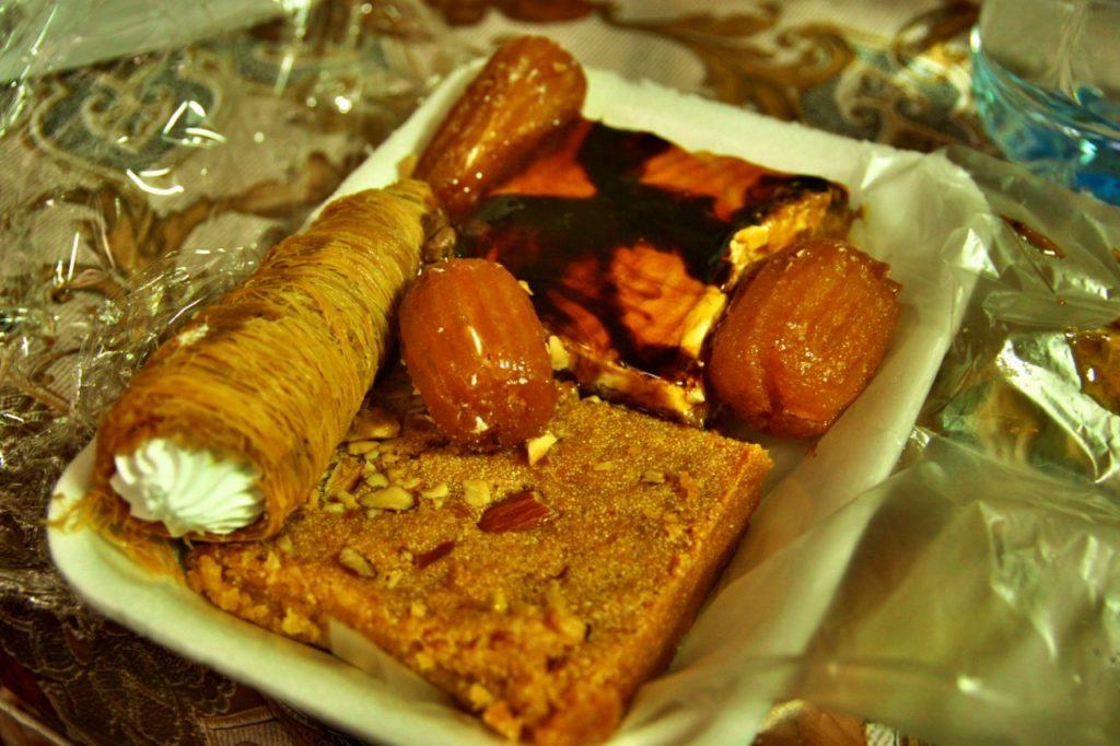 アラビア菓子
