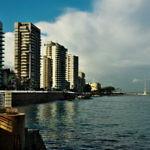 【レバノン】「中東のパリ」ベイルート街歩き&鳩の岩を見に行く(2019年1月14日)