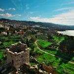 【レバノン】世界遺産ビブロス&フェニキア人の壁を見に行く!(2019年1月19日)
