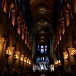 【フランス】パリで買い物ついでにノートルダム大聖堂(2019年1月24日)