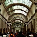 【フランス】ルーブル美術館見学!今日は意識高い系(2019年1月27日)