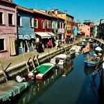 【イタリア】ヴェネチアの離島ムラーノとブラーノをまわる(2019年2月15日)