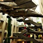 【イギリス】ロンドンの戦争博物館と大英図書館と工事中の何か(2019年2月26日)