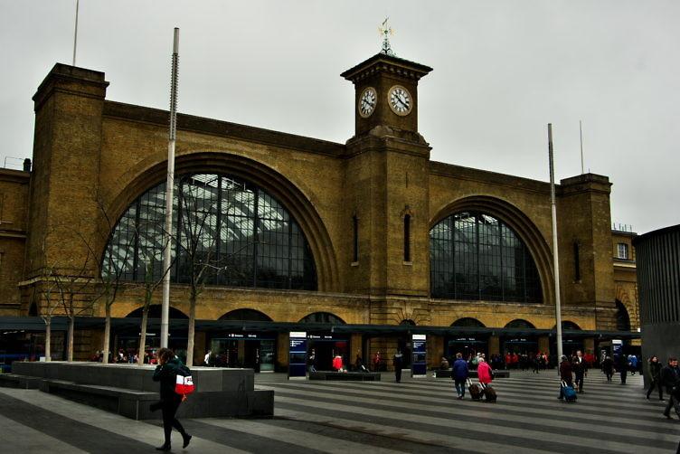 キングスクロス(King's Cross)駅