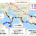 今後の予定:地中海旅行