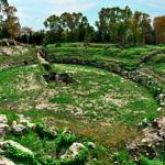 【イタリア】シラクサの考古学公園でギリシア劇場とローマ劇場を見比べる(2019年5月14日)