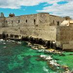 【イタリア】シチリア島シラクサの古い街並みオルティジャ島を歩く(2019年5月15日)