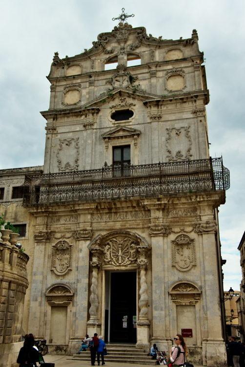 サンタ・ルチア教会(Church of Santa Lucia alla Badia)