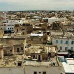 【チュニジア】世界遺産スース旧市街を上から眺める(2019年5月24日)