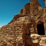 【チュニジア】ドゥイレットのクサールを見に行く。廃墟探検楽しい!(2019年5月27日)