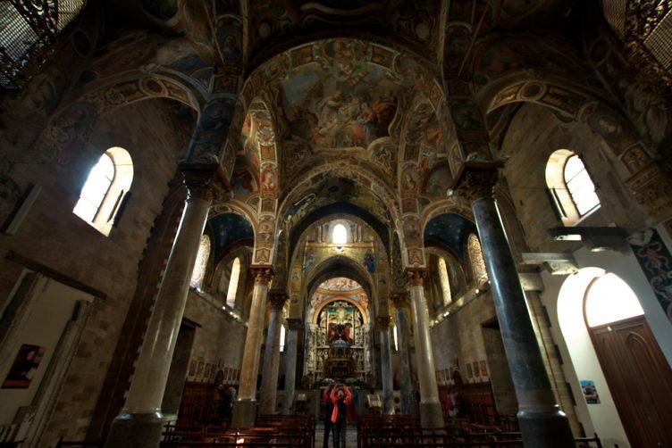 マルトラーナ教会(Chiesa della Martorana)
