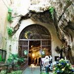 【イタリア】シチリア島のパレルモで洞窟教会に行って来た(2019年6月4日)