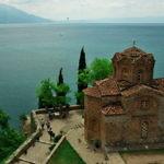 【北マケドニア】ヨーロッパ最古の湖!世界遺産オフリド湖岸を歩く(2019年6月25日)