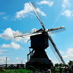 【オランダ】世界遺産キンデルダイクの風車網を見に行く!(2019年8月5日)