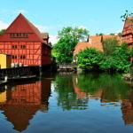【デンマーク】オーフスのDen Gamle Byでデンマークの古い街並みを見る(2019年8月14日)